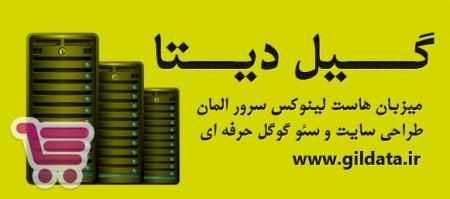 طراحی سایت | مرکز طراحی سایت گیل دیتا در استان گیلان