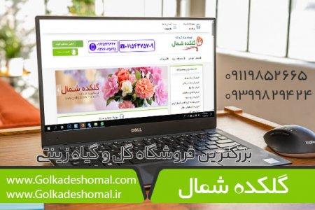 وب سایت گلکده شمال