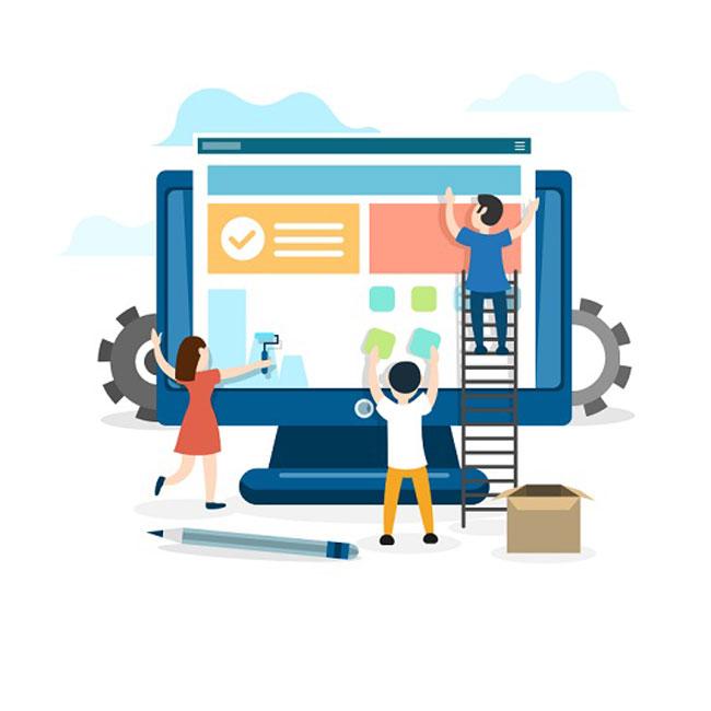معرفی انواع سبک های طراحی صفحات وب سایت