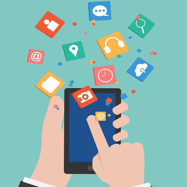طراحی وب سایت برای موبایل