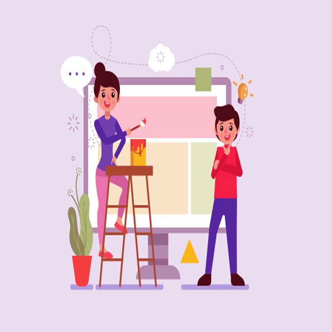 اصل طراحی وب سایت کاربر پسند