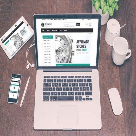 طراحی سایت ساعت فروشی در رشت