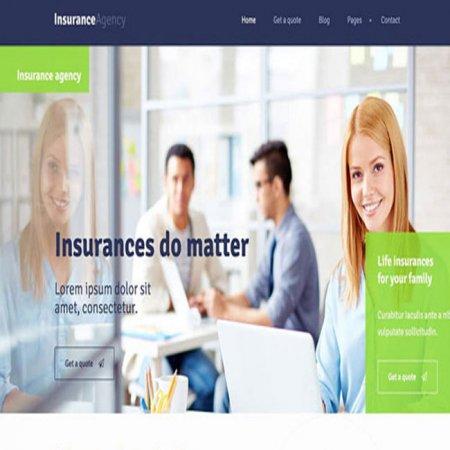 طراحی سایت بیمه در گیلان