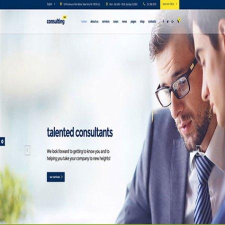 طراحی سایت مرکز مشاوره در رشت