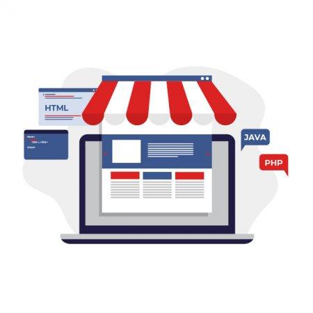 طراحی سایت رشت؛سایت فروشگاه اینترنتی